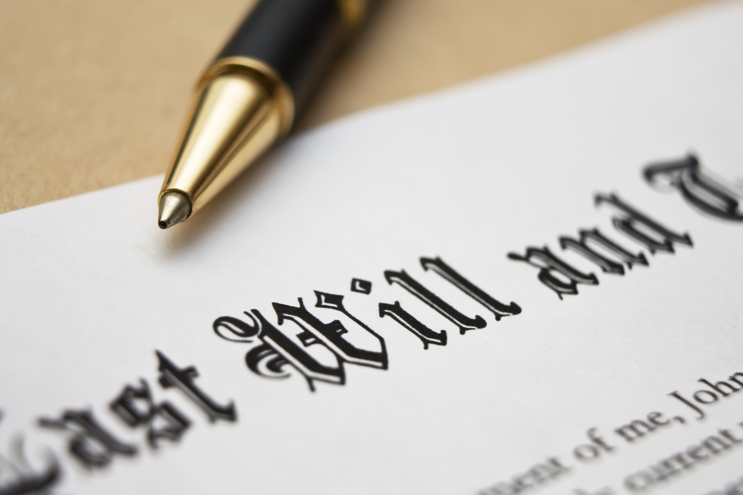 Is a Will Really Worth the Cost?
